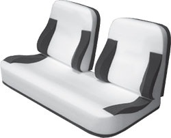 "42"" Bucket Back Bench Seat Foam Kit"